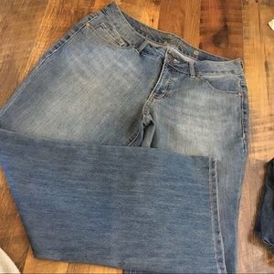 Faded Glory 14p boot jeans